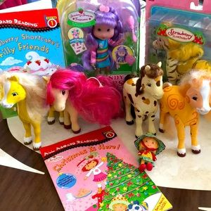 Strawberry Shortcake Fillies and More Toys